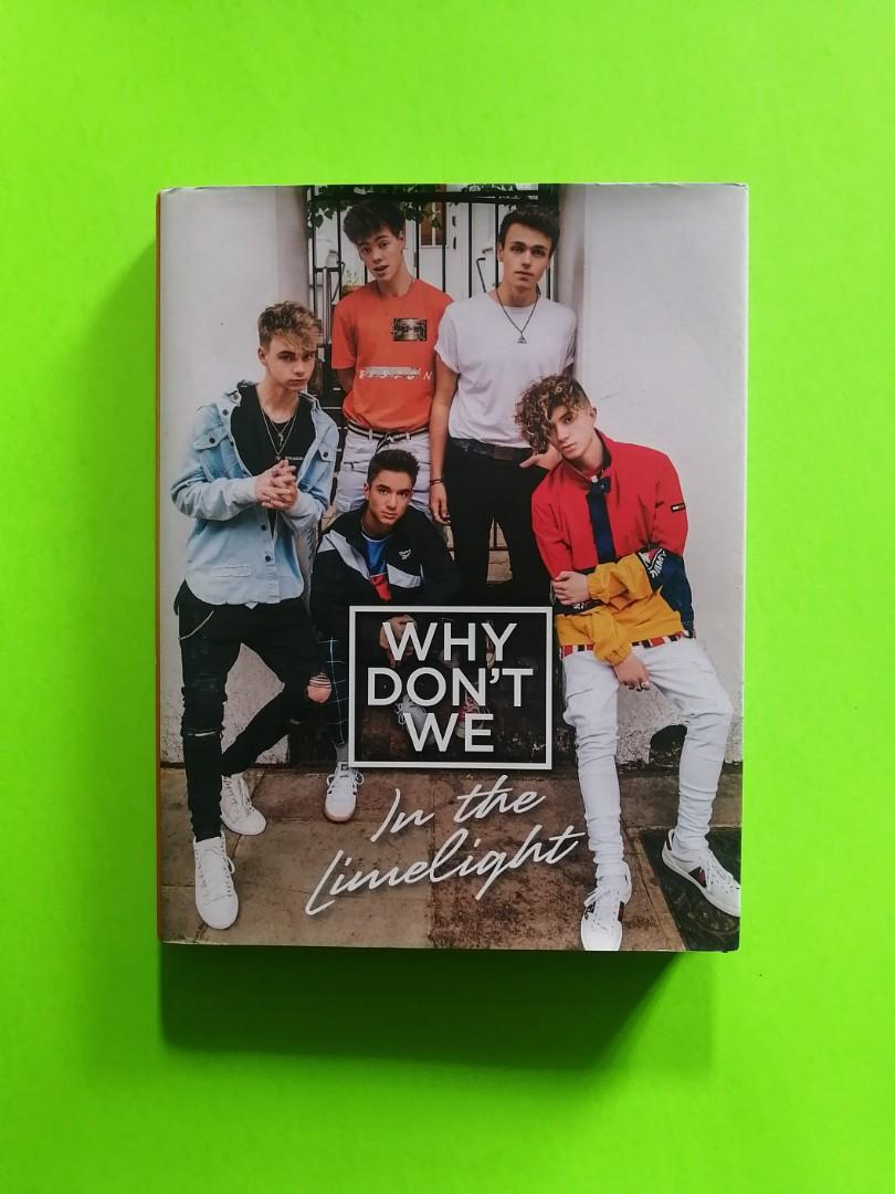 Why Don't We autobiography
