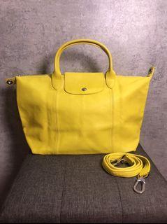 【♥ 琳琳私物 ♥】 Longchamp ◌  羊皮 兩用包