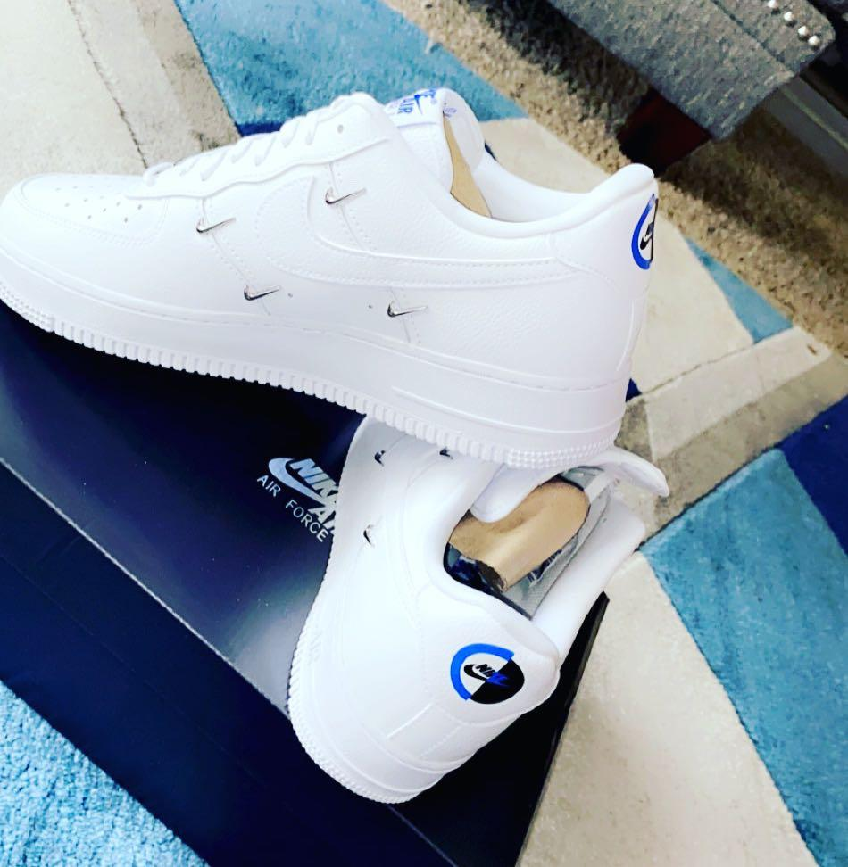 Air Force one LX 07' size 10 in men size 11 women