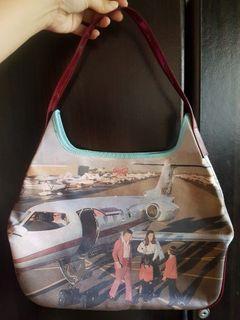 Anya Hindmarch retro print bag (authentic)