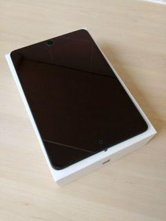 APPLE 官網最新 iPad mini 5 64G LTE 近全新 保護貼 太空灰 刷卡分期零利率
