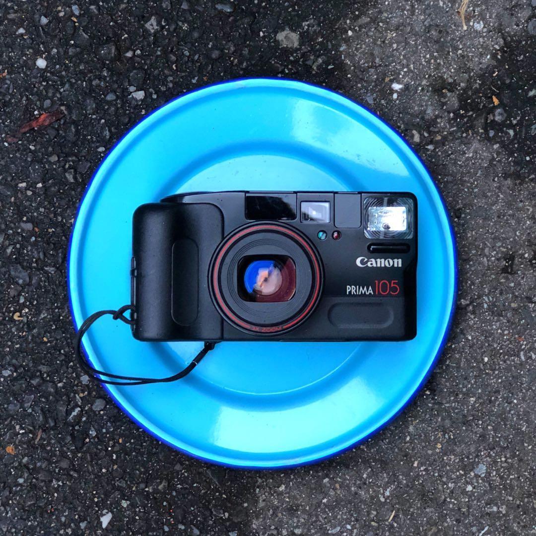 Canon prima105|佳能底片機|完整功能正常|好上手成像佳|新手推薦