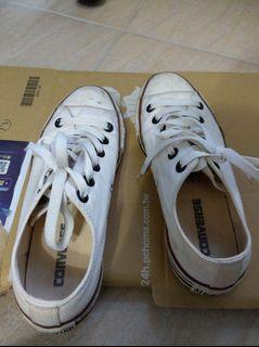 CONVERSE】帆布鞋 All Star 經典 女鞋 基本款