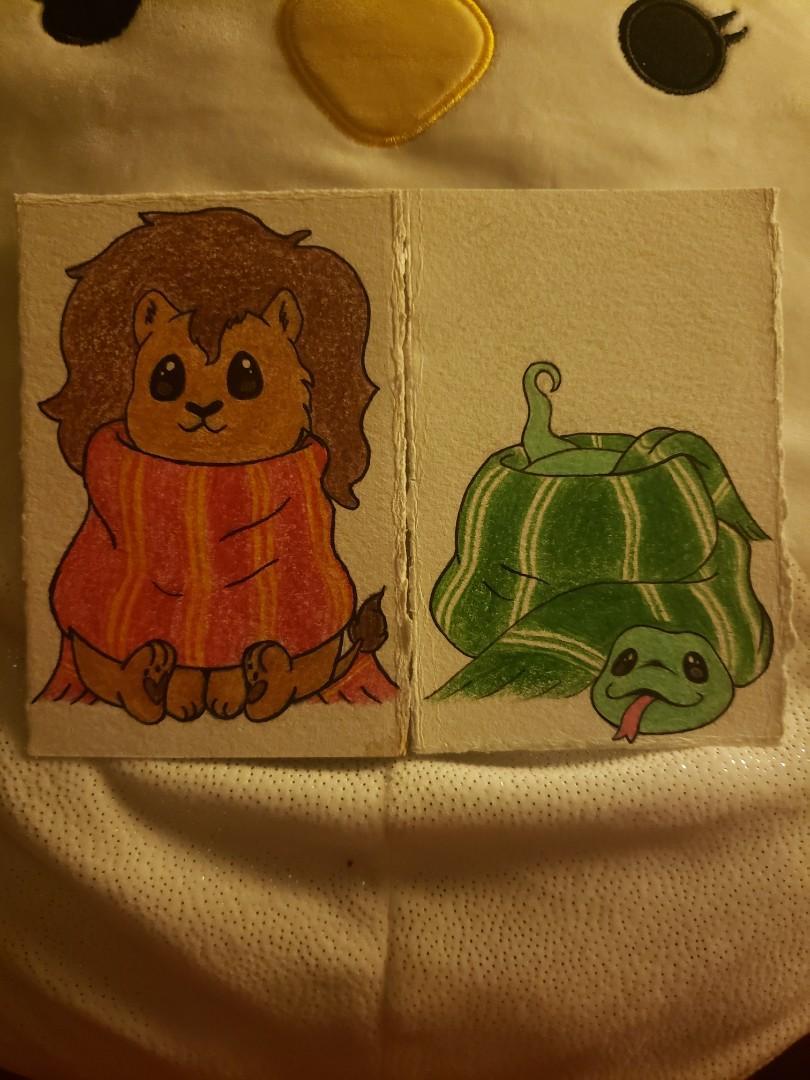 Ddls Doodles