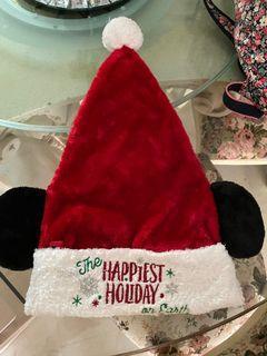 Disney Mickey Christmas Hat
