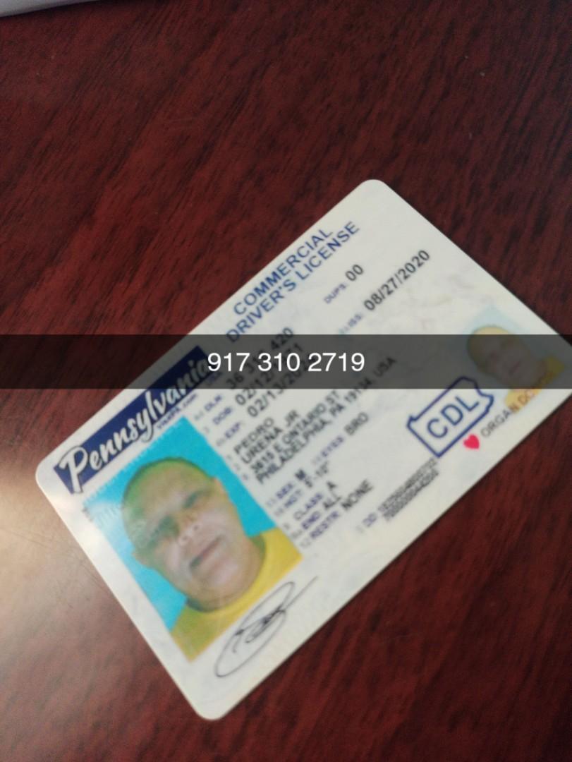 Get registered driving license