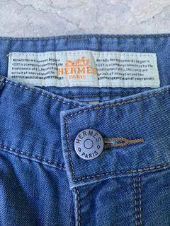 Hermēs Paris Womens Jeans Size 29