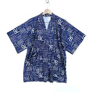 Japanese Kimono Fullprint Made in Japan