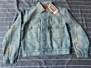 Levi's Vintage Clothing (LVC)1953 Type II (非GU、JKS、uniqlo)