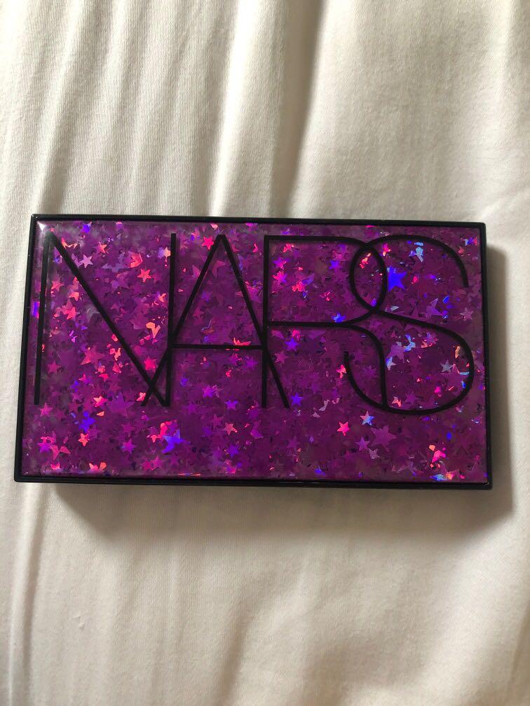 Nars Hyped Eyeshadow Palette