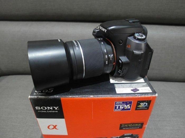 【出售】Sony DSLR-A550 數位單眼相機