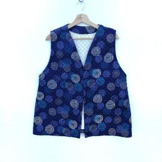 Vintage Vest Art Design