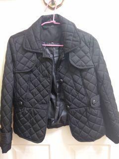 舖棉保暖外套