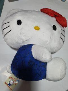 😍Sales! Big size 47 cm ..Authentic 45 Aniversary Limited Edition Hello Kitty