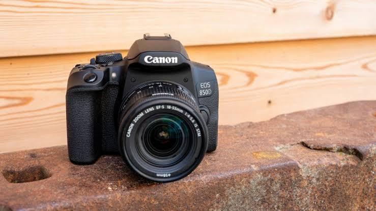 Canon EOS 850D DSLR Kit 18-55mm Resmi Cicilan Kamera