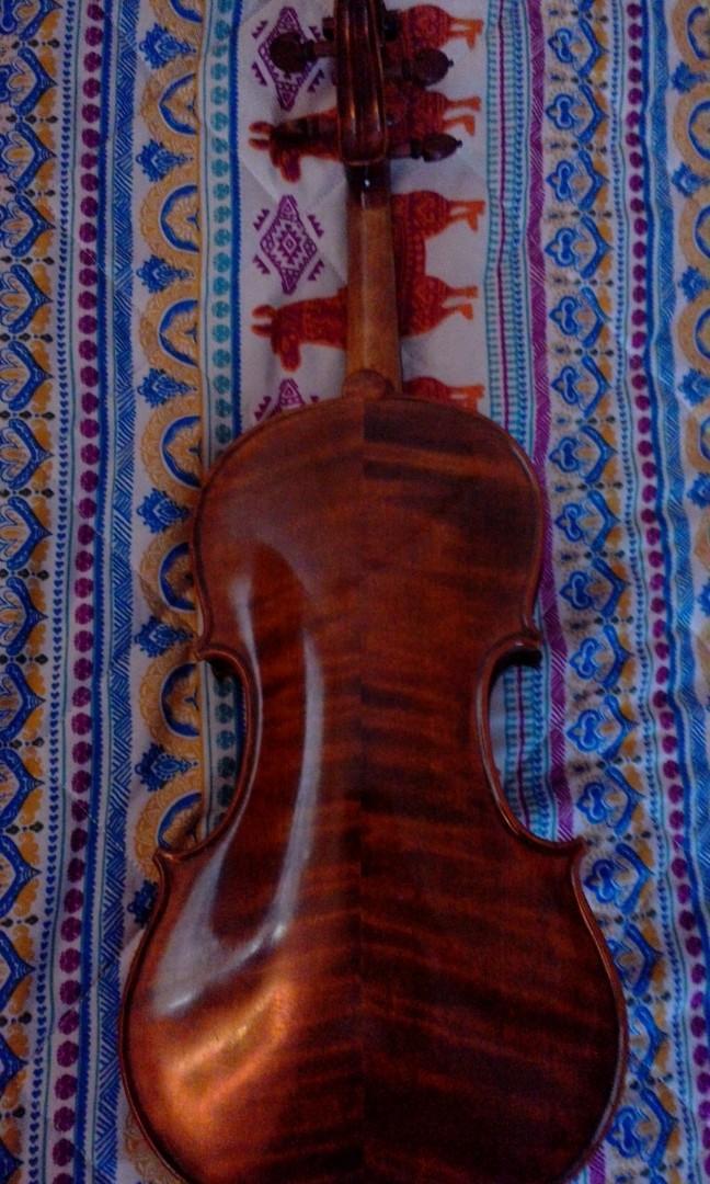 Cherrywood violin