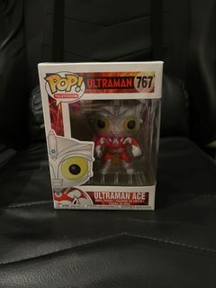 Funko Ultraman Ace Brand New In Box POP Ultraman