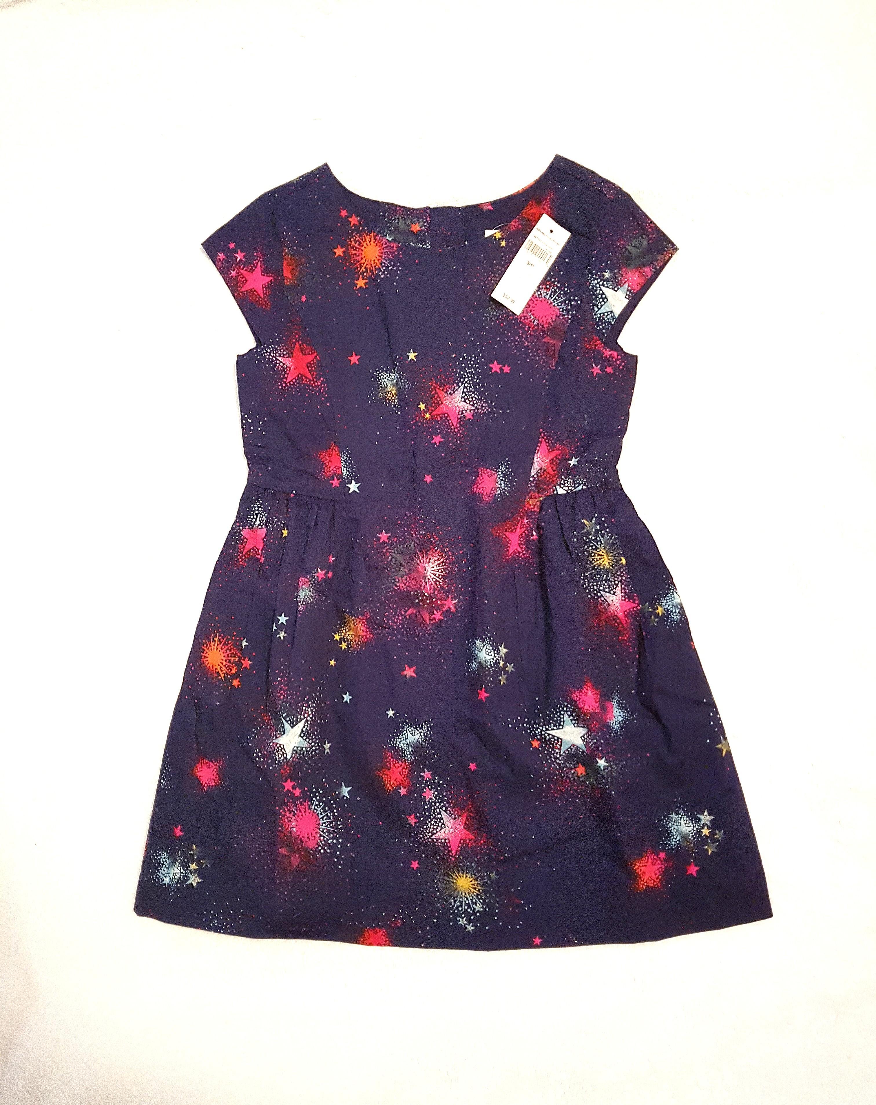 NEW, GAP star universe dress
