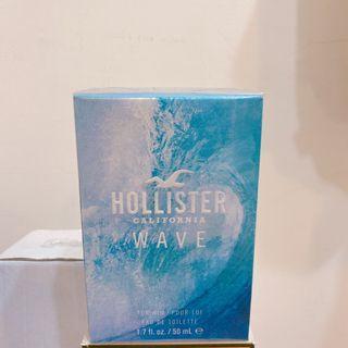 Hollister wave 加洲海浪男性淡香水 50ml