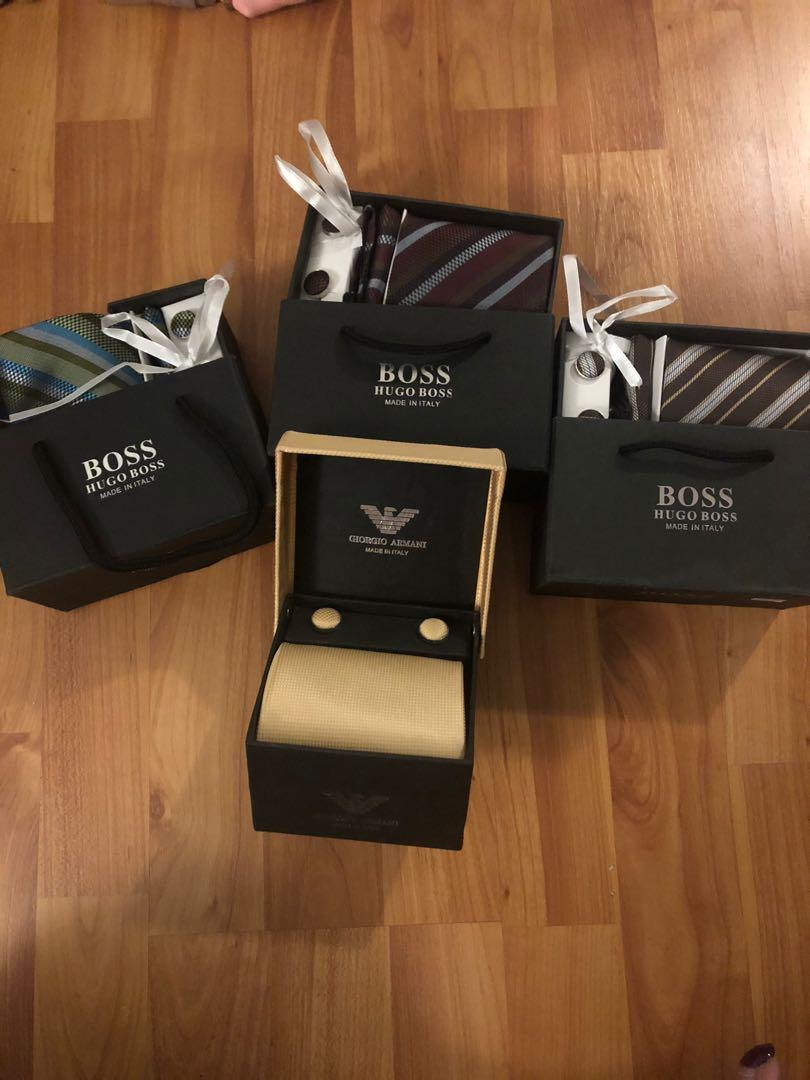Hugo Boss Ties