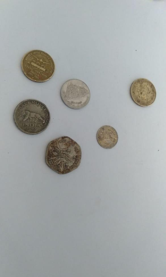 I have some Indian old coins .so I want to sales them your platform through .please contact me.