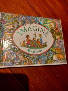 Imagine Alison Lester 童書可合購滿500免運