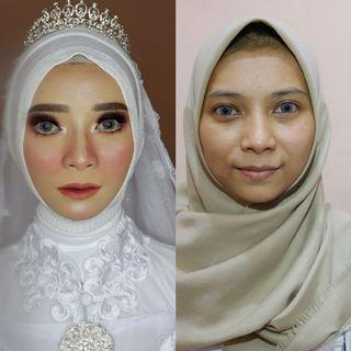 Makeup akad nikah