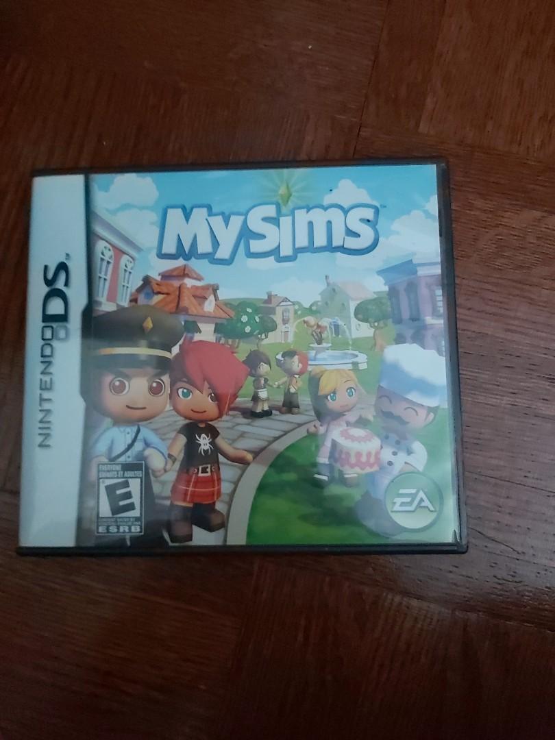 Nintendo ds my sims
