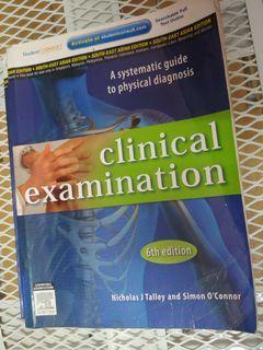 Talley O'Conner Physical Examination