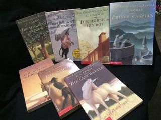 The Chronicles of Narnia Book 1-7