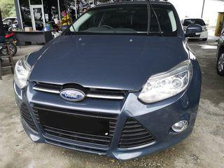 2013 Ford Focus 2.0 Ti-VCT