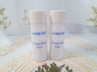 蘭芝保濕牛奶化妝水25ml(一瓶20)