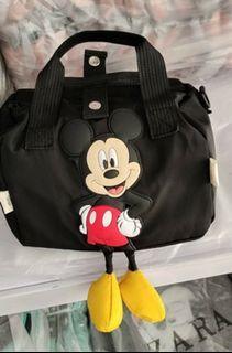 新款電繡立體米老鼠保齡球包