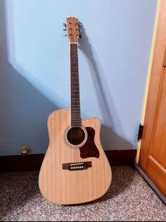 全新 原木吉他🎸