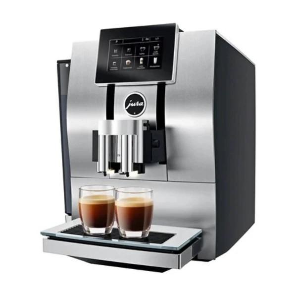Aluminum  Z8 Jura espresso machine Retail value is $5295  only asking $2000