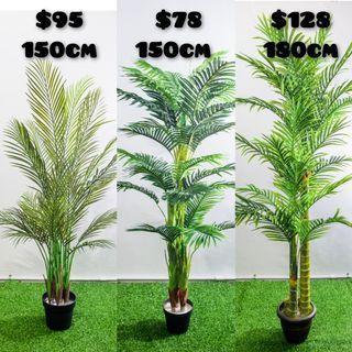 Artificial Palm  Plant 70cm to 180cm