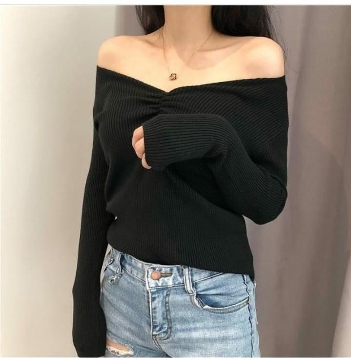 ##b blouse Mandy pj rajut