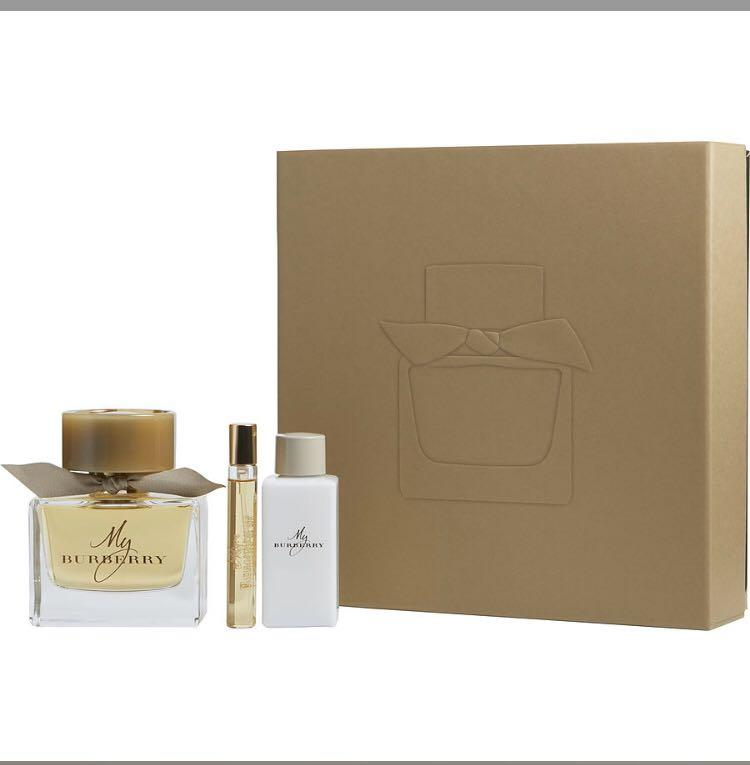 Brand New My Burberry Perfume Set