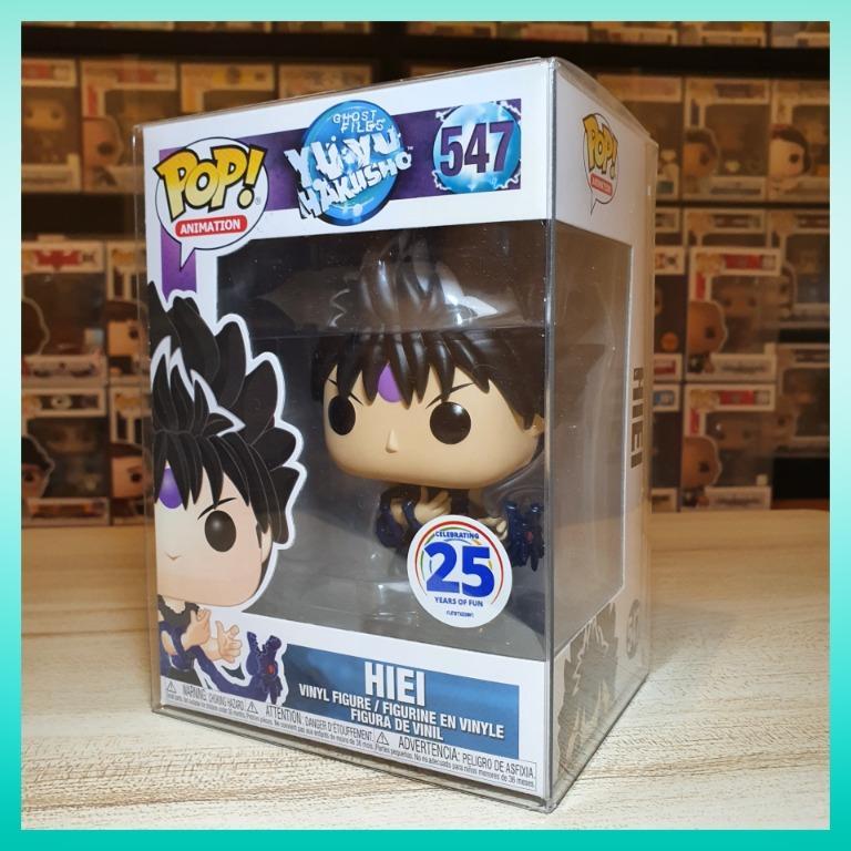 Animation Hiei #547 Funimation Exclusive Funko Pop