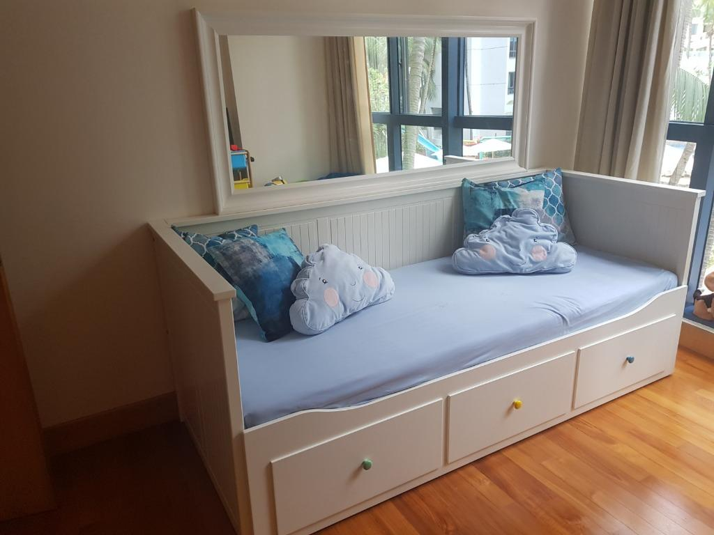 Ikea Kids Bed Furniture Beds Mattresses On Carousell