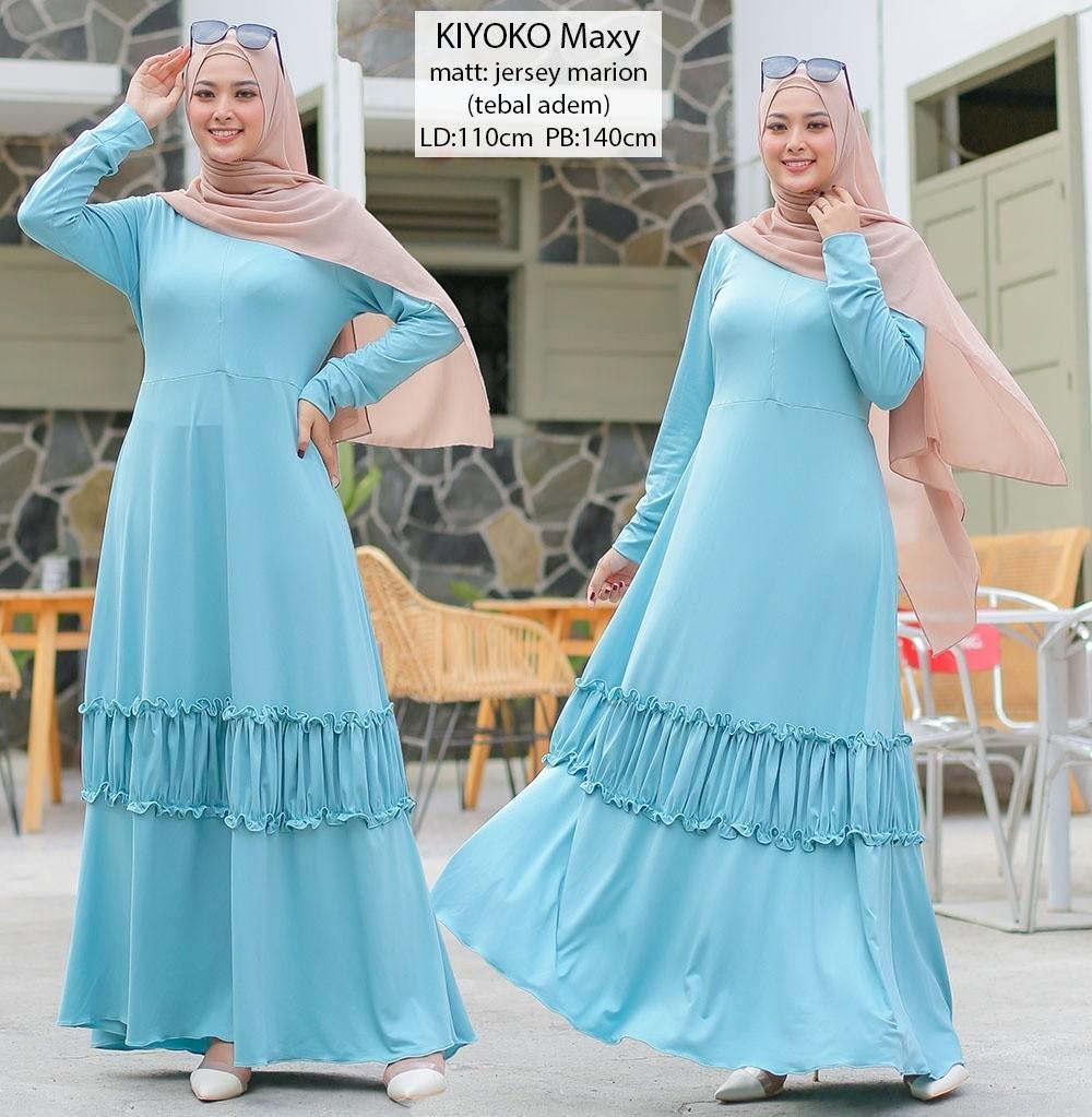 KIYOKO Maxy (Minta Lavender) Rp120.000. merek ori, produk ori, foto ori, good quality.