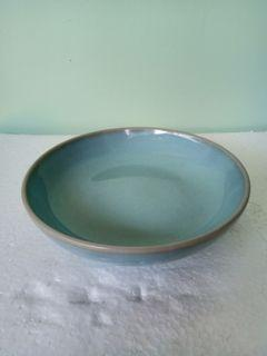 Longquan Celadon Blue Glaze Plate