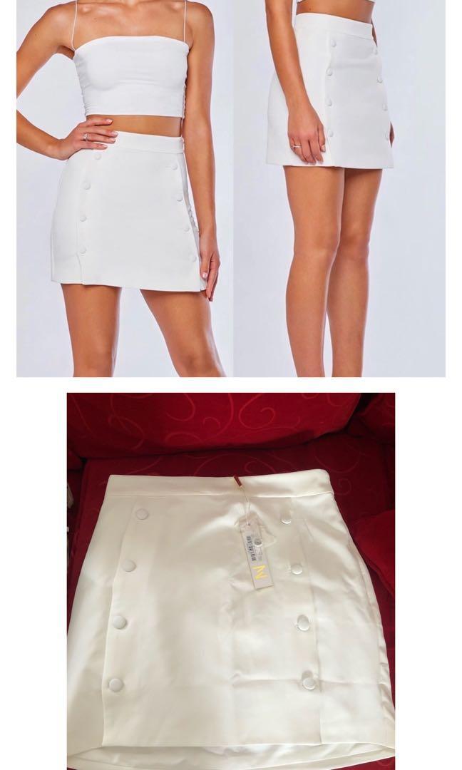 Meshki skirt