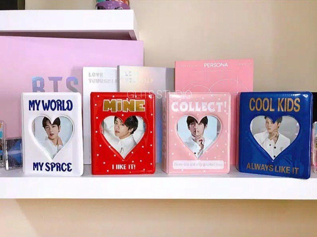 Mine Collect Book for Album photocard (PO)