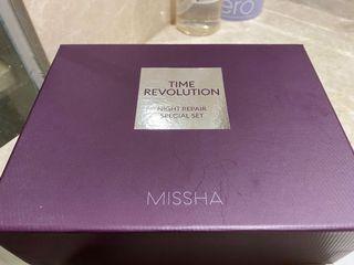 Missha Time Revolution Night Repair Special Set