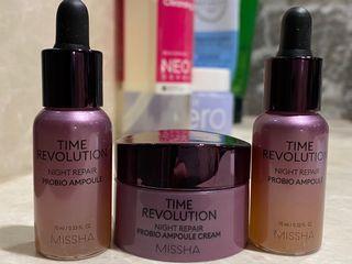 Missha Time Revolution Night Repair  Sample