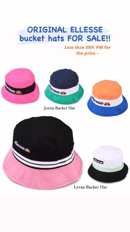ellesse Unisex Jozzia Hat