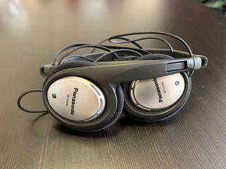 Panasonic 耳罩式 耳機