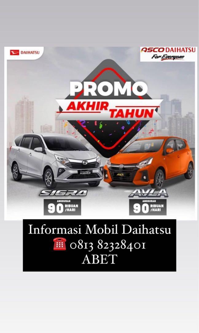 PROMO AKHIR TAHUN Daihatsu Terios DP mulai 26 jutaan. Daihatsu Fatmawati