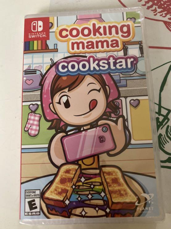 Switch cooking mama